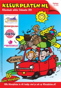 Vakantie Kleurboek Kleurplaten Nl Nieuws Lookat Exploitatie E